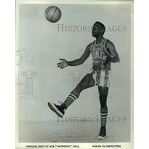 Press Photo Bob Hall of Harlem Globetrotters