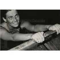 1952 Press Photo Virginia Pietz