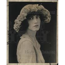 1922 Press Photo Mrs Corneluis Vanderbilt Jr nee Littleton
