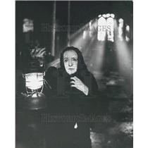 "1970 Press Photo actress Bette Davis in  ""A Watcher in the Woods"""