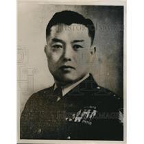 1961 Press Photo Lt Gen Chang Do Young