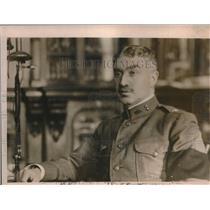 1919 Press Photo Brig. Gen Charles B. Wheller, Army Chief of Staff.