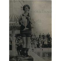 1923 Press Photo Ruth Woddale, 17 year old high school girl