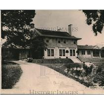 1919 Press Photo Higwood country residence of late Col Corbin near DC