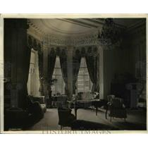 1919 Press Photo Interior view of new British Embassy at Wash DC