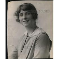 1913 Press Photo Olga Anderson - nex51321