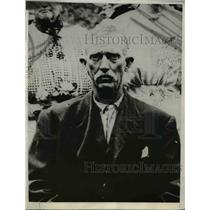 1924 Press Photo Thomas A Whaley of Lindem NY found beaten to death