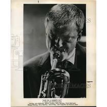 1960 Press Photo Gerry Mulligan