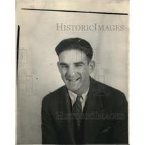 1924 Press Photo Billy Herald fighter - nes25633