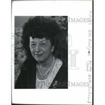 1995 Press Photo Kraljev, Sylvia - ora48852