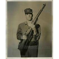 1957 Press Photo Gordon I Seiple The DI - orp26939