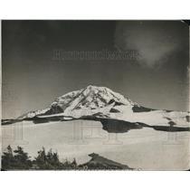 1922 Press Photo Alaska Mountain - nex61828