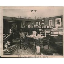 1919 Press Photo General Persking residence formerly of General Corbin