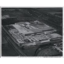Press Photo The Whirlpool Corporation Plant at Marion Ohio