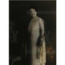 1929 Press Photo Mrs.Anna Tucker,play writer
