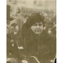 1921 Press Photo First Lady Edith Wilson
