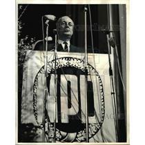 1969 Press Photo Hanover Adolf Von Thadden - nee01139