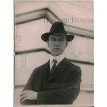 1920 Press Photo M.P.McInerney Detective US Capitol located Martens for comittee
