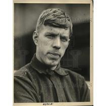 1922 Press Photo G.N. Olonkin chief engineer Polar Schoner