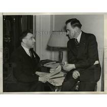 1938 Press Photo Nicholas Ricciardi elected pres. of American Ass Junior College