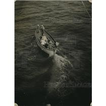 1925 Press Photo Motor Boat - nee05613
