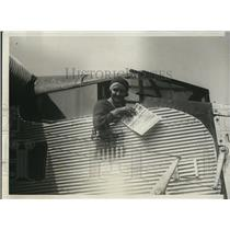 1930 Press Photo Madame Edgar Prochnik Wife of Austrian Minister
