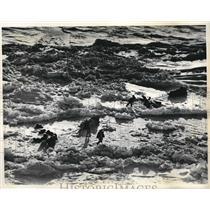 1969 Press Photo British Trans-Artic Expedition - nee01686