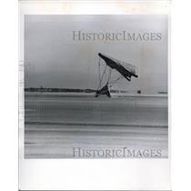 1965 Press Photo Gemini Model Paraglider - nee04510