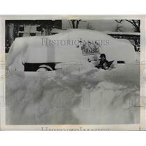 1947 Press Photo Natick, Mass - nee02931