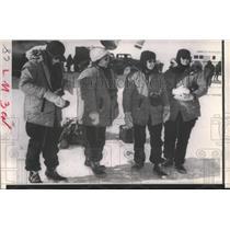 1969 Press Photo Mc Murdo Station Antartica - nee01687