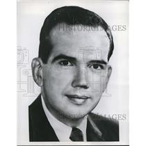 1959 Press Photo Bob Banner Producer - nee02486