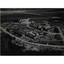 1952 Press Photo Aerial view of the Engine Research Laboratory of NACA in Ohio.