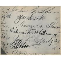 1906 Press Photo John C. Shia, J.W. Smith, George U. Shaw - cva55177