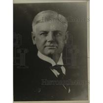 1918 Press Photo Xolonel Samuel McRoberts Ordnance Bureau Dept - nee07116
