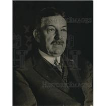 1917 Press Photo WM Pattison - nee10802