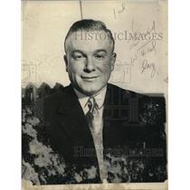 1925 Press Photo Teury Peters - nee11184