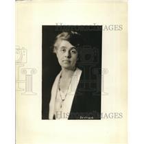 1926 Press Photo Ethel M. Smith Secretary National Women's Trade Union League