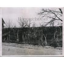1936 Press Photo The famous Maginot Line erected by the French Minister of War