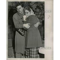 1950 Press Photo Mrs. Ann Cook, Rollins Riemore aunt  - nee16600