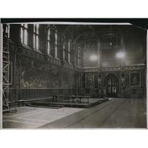 1930 Vintage Photo Royal Gallery House Lords Death Nelson painting