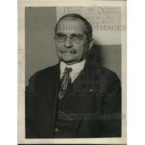 1923 Press Photo John C Collins New Haven Conn