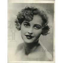 1928 Press Photo Miss Poland Beauty Pageant Winner Wladtslawa Kosciakowna