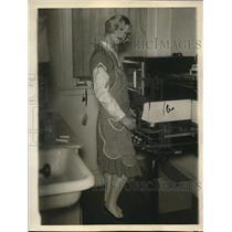 1925 Press Photo Betty Lee Cooper, actress - nee20857