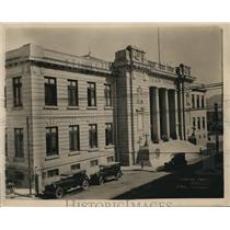 1929 Vintage Press Photo Federal Building in Chihuahua, Mexico