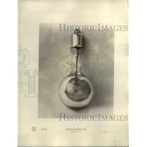 1928 Press Photo The electric cell  - nee26615