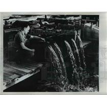 1961 Press Photo Bost Test Center Wrightville Beach NC  - nee26315