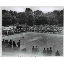1959 Press Photo Cumberland Pool - nee29359