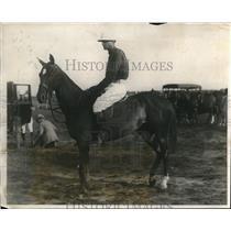 1923 Press Photo W. Avorill Harriman, member of the Orange Country Polo team.