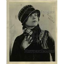1925 Press Photo Ruth Cars Patton of Kansas City  - nee27038