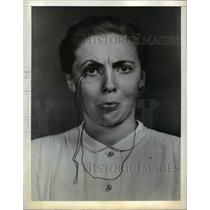 1942 Press Photo British Dignity George Arliss - nee24646